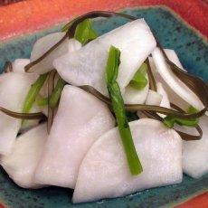 画像2: 菜香や■シャキシャキとした歯ごたえとかぶの甘さ際立つ「かぶ田舎漬け」 (2)