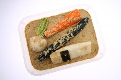 画像3: 菜香や■ミルキークィーン品種■茨城県産■有機栽培米使用■「ミルキークイーン米ぬか床」900g(簡単に出来るお手入れのレシピ・タッパー容器付き)