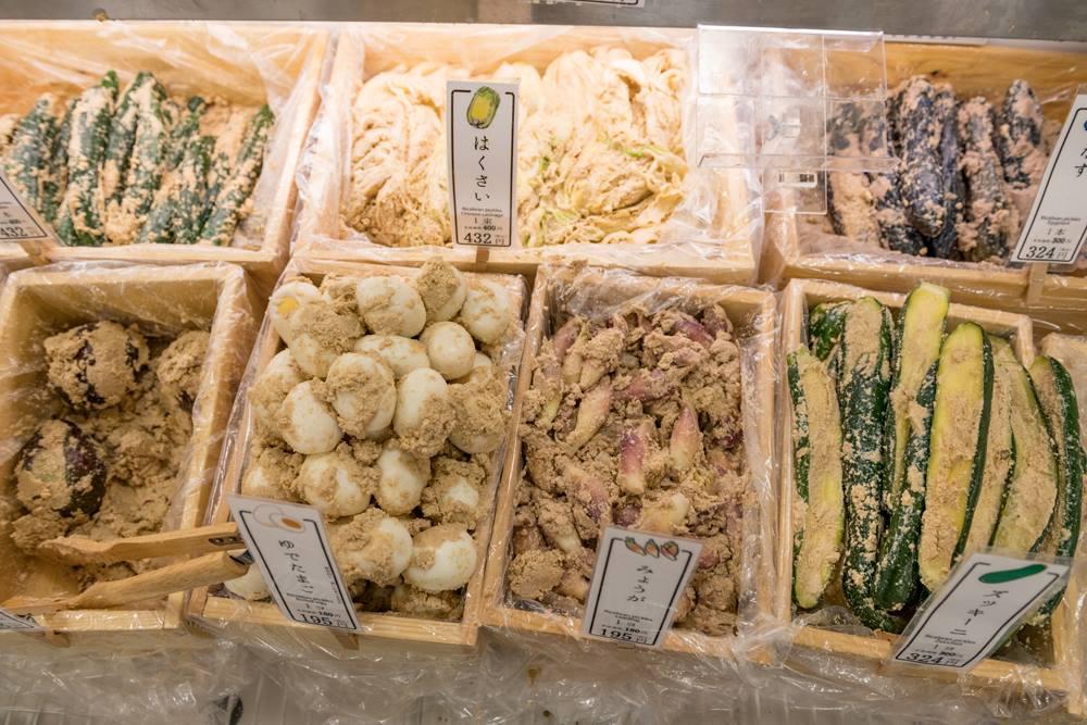 画像1: 菜香や■糠漬けいろいろお好みで選んで詰め合わせパック (1)